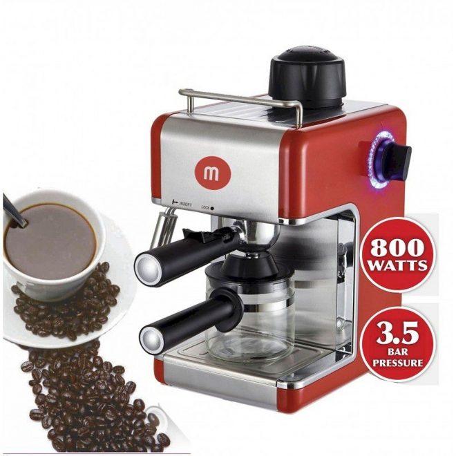 Máy pha cafe gia đình Mishio MK05