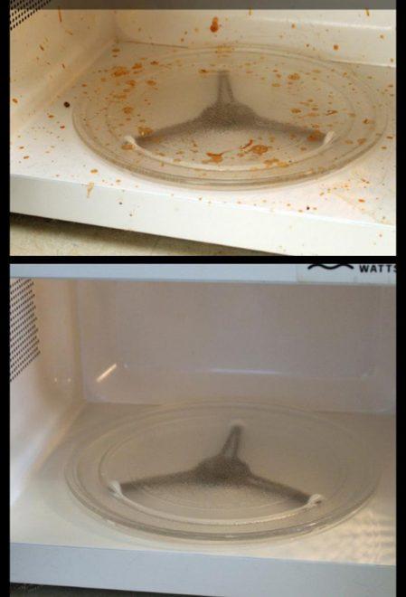 mẹo làm sạch bếp 3