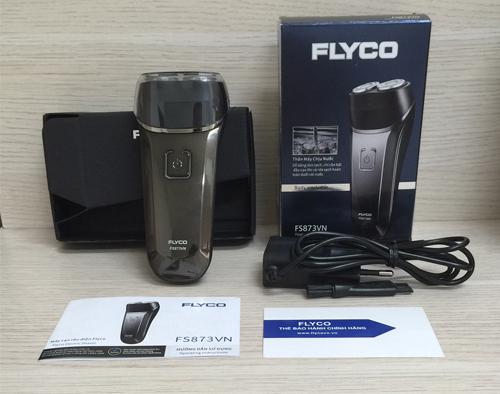Máy cạo râu Flyco FS873VN có giá tầm 650k
