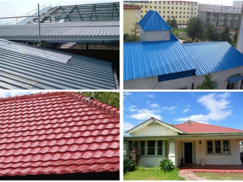 Nên lựa chọn lợp mái tôn hay mái ngói cho nhà ở ???