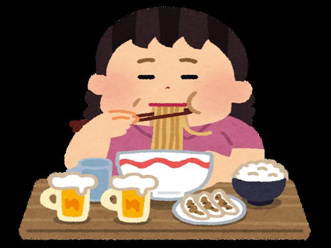 Mì chứa nhiều chất béo