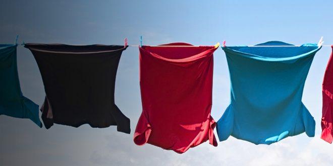 Nước xả Comfort giúp quần áo khô nhanh