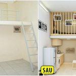 Cách bố trí đồ dùng và không gian cho phòng trọ của bạn gọn và đẹp nhất
