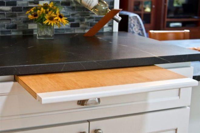 Gợi ý 12 mẹo nhỏ giúp cho căn bếp nhà bạn trở nên gọn gàng hơn - Ảnh 18.