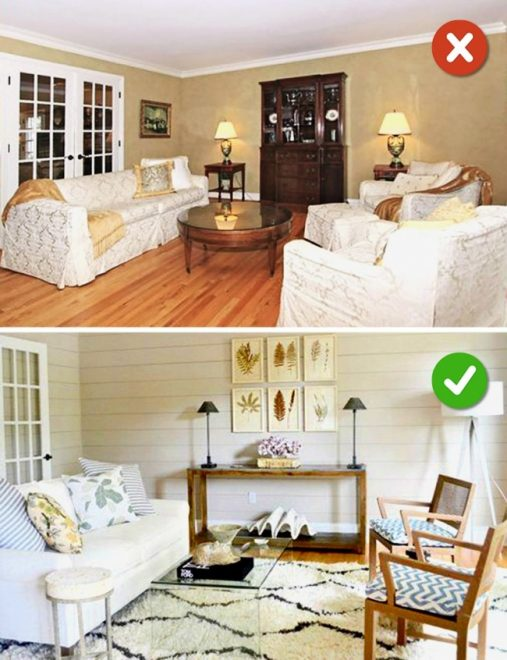 15 lỗi bố trí nội thất phòng khách mà gia đình nào cũng thường mắc phải - Ảnh 9.