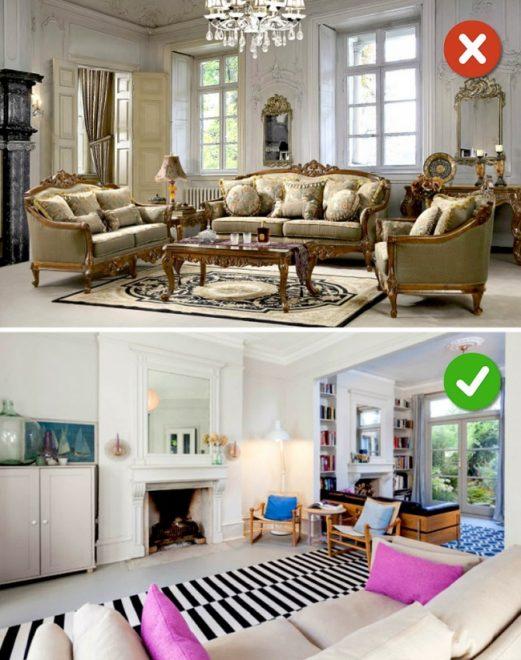 15 lỗi bố trí nội thất phòng khách mà gia đình nào cũng thường mắc phải - Ảnh 11.