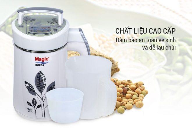 Sản phẩm của Magic có chất lượng cao câp, an toàn vệ sinh