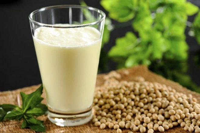 Sữa đậu nành rất giàu vitamin và chất dinh dưỡng