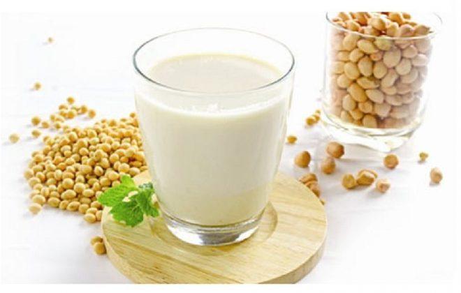 Sữa đậu nành chứa nhiều dưỡng chất tốt cho cơ thể