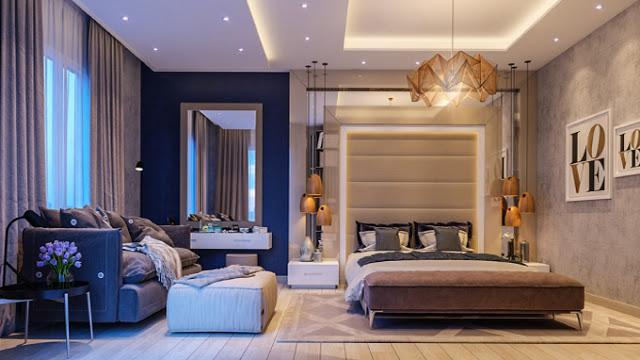 12 ý tưởng thiết kế giúp phòng ngủ độc đáo, khác biệt hơn