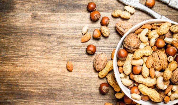 Giữ nguyên vẹn chất dinh dưỡng trong hạt