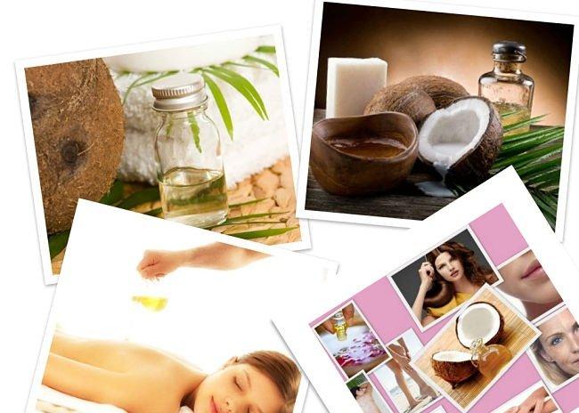 Thành phần chính của dầu dừa chiếm 60% các chuỗi axit béo trung bình