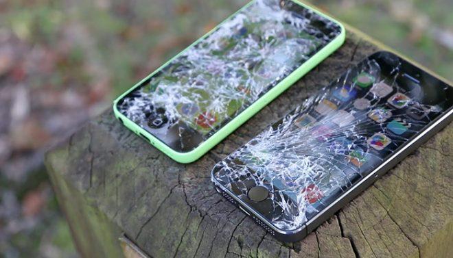 Thường xuyên làm rơi điện thoại sẽ làm hại đến bo mạch điện thoại