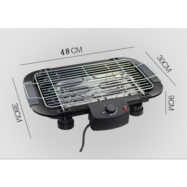 bep nuongdien electric barbecue grill 2000w