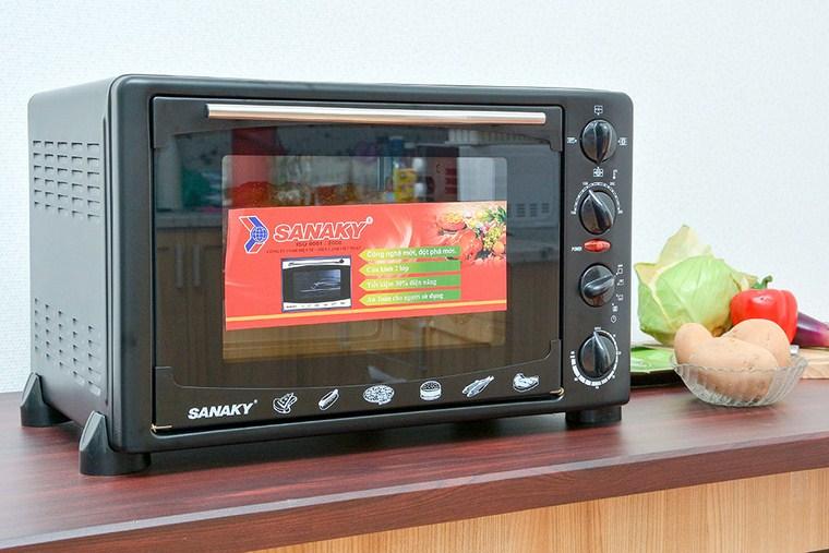Sanaky là thương hiệu điện gia dụng uy tín của Việt Nam