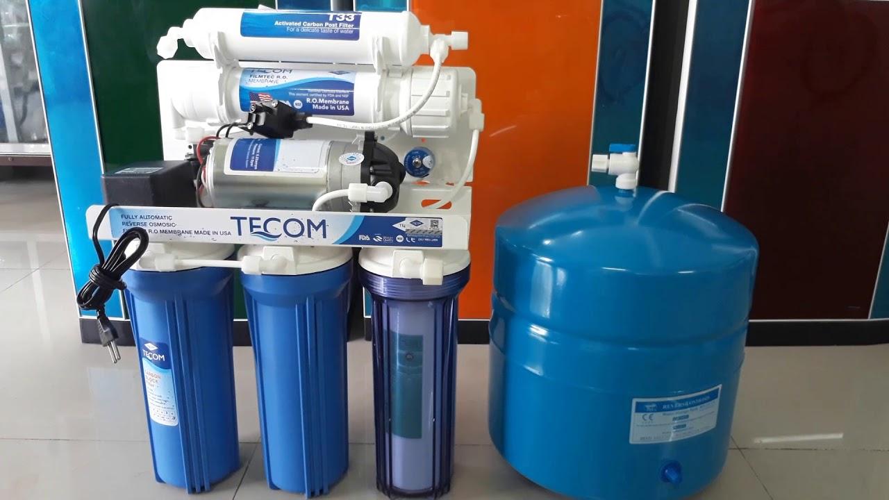 Kinh nghiệm mua và sử dụng các sản phẩm máy lọc nước