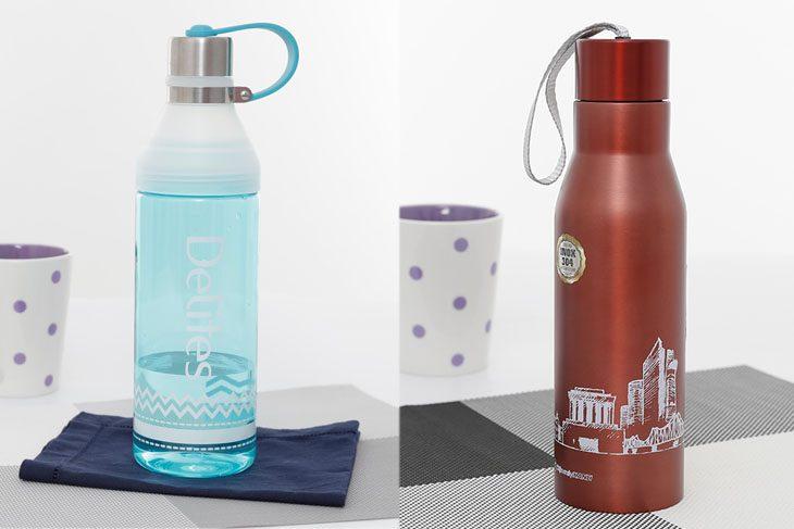 Bình giữ nhiệt có thay thế cho bình đựng nước được không?