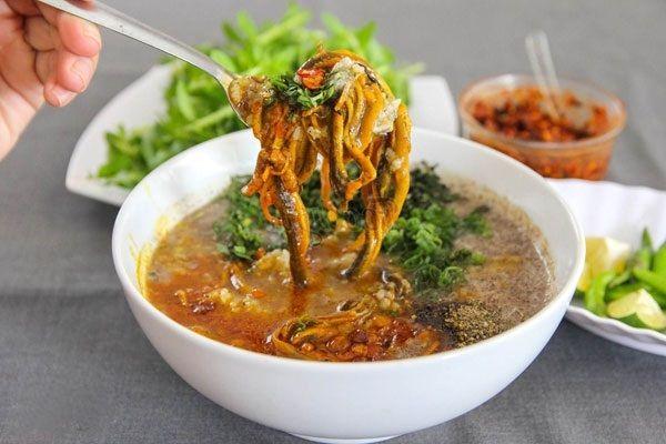 Cháo lươn-Món ngon dễ làm