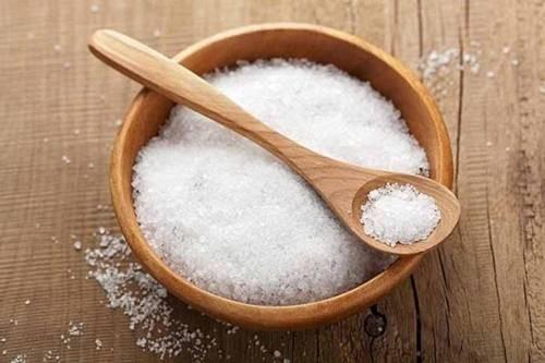 Dùng Muối để Tẩy Trắng