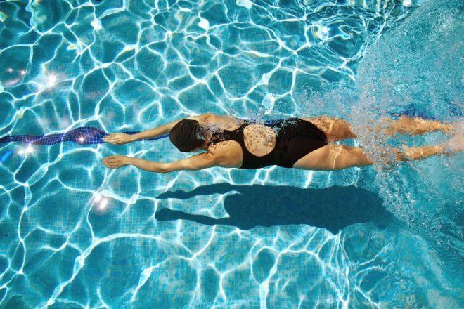 Nhờ áp lực của nước nên giúp cho việc tuần hoàn máu tốt hơn