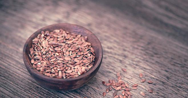 Hột và bột hột Lanh là nguồn cung cấp chất xơ