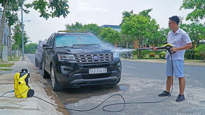Cần chuẩn bị các vật dụng khi muốn vệ sinh xe ô tô