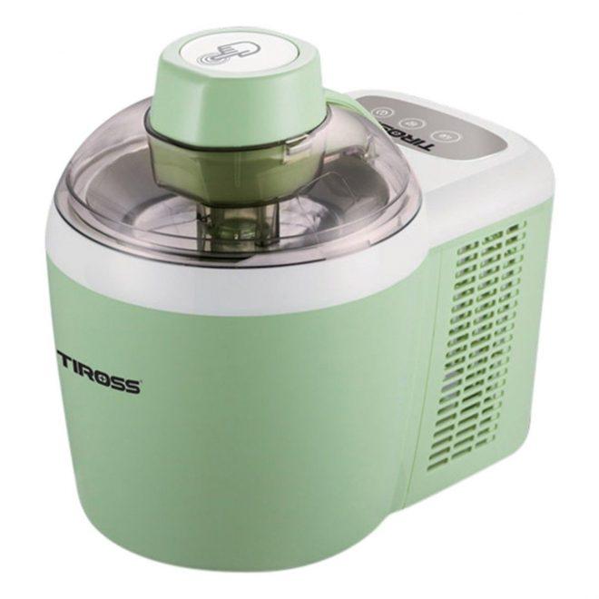 Máy làm kem Tiross cũng là loại máy sử dụng công nghệ mới