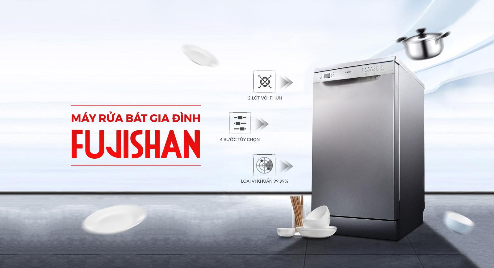 Mảy rửa chén Fujishan