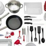 Kinh nghiệm lựa mua và bảo quản dụng cụ thiết bị nấu nướng trong nhà bếp