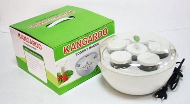 Sản phẩm của Kangaroo được nhiều người tiêu dùng bình chọn