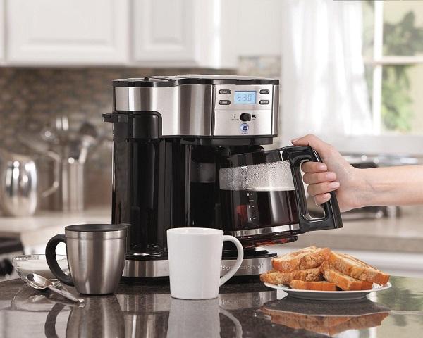 Máy pha cà phê phù hợp chúng ta