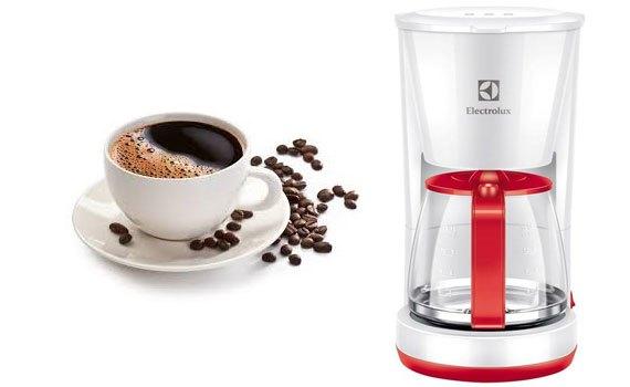 Máy pha cà phê thì Electrolux