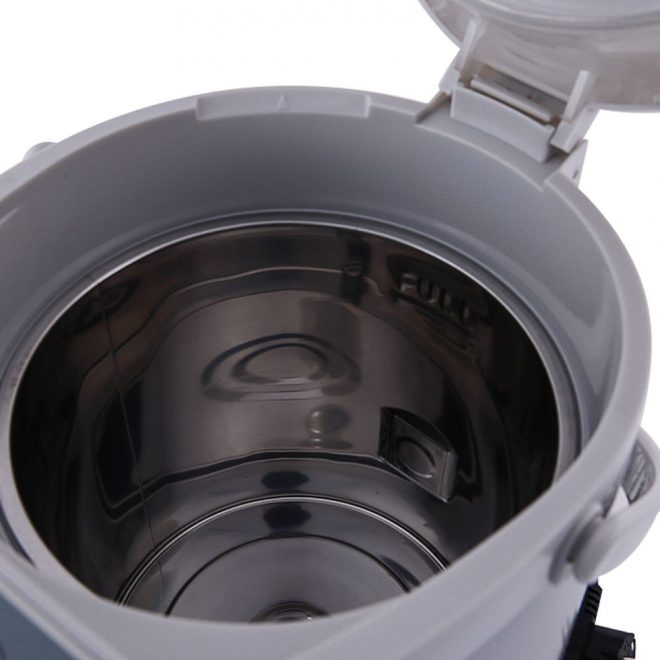 Ruột bình được làm từ chất liệu inox cao cấp siêu bền