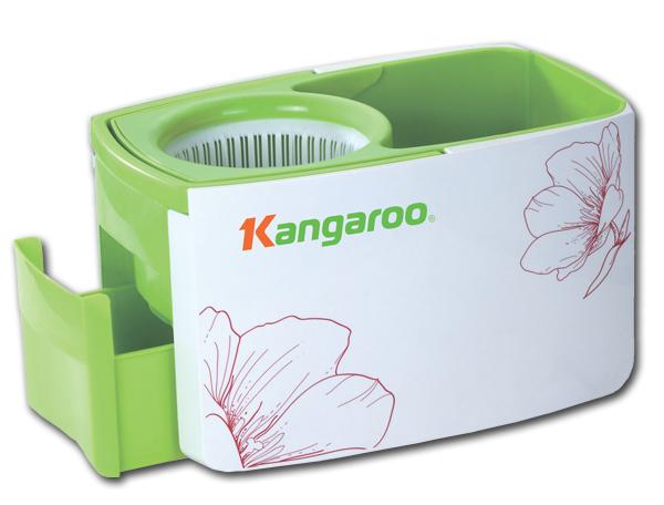 Kangaroo có thiết kế nhỏ gọn, màu sắc bắt mắt
