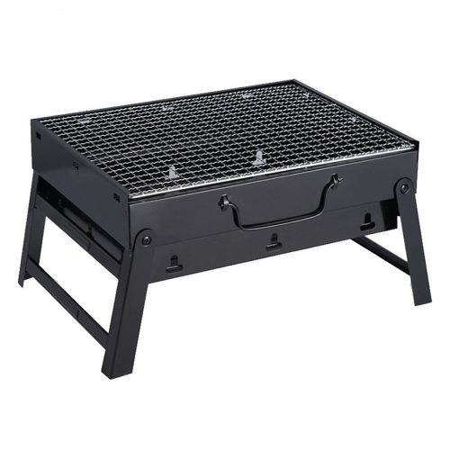Bếp nướng than hoa vuông BNV-01