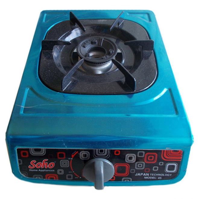 Bếp gas đơn mặt inox Soho 4S