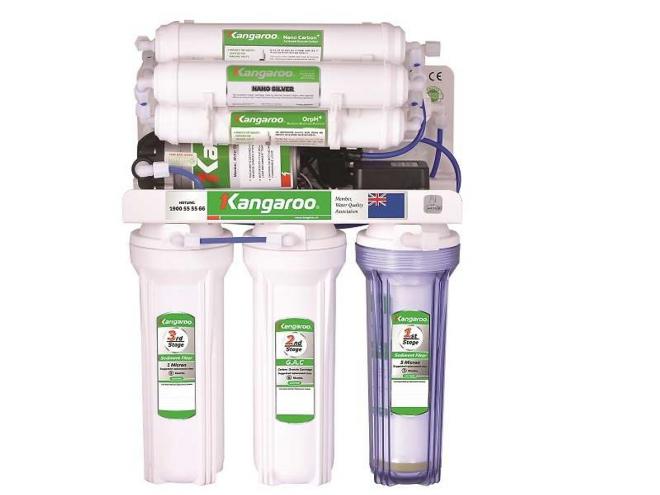Máy lọc nước Kangaroo Hydrogen KG100HA không vỏ