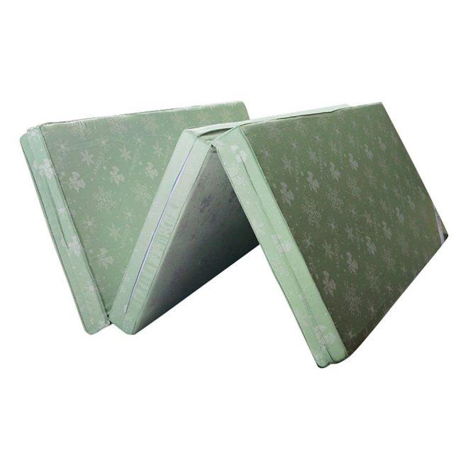 Nệm bông ép gấp 3 Everon Padding EVN185 (180 x 195 x 5 cm)