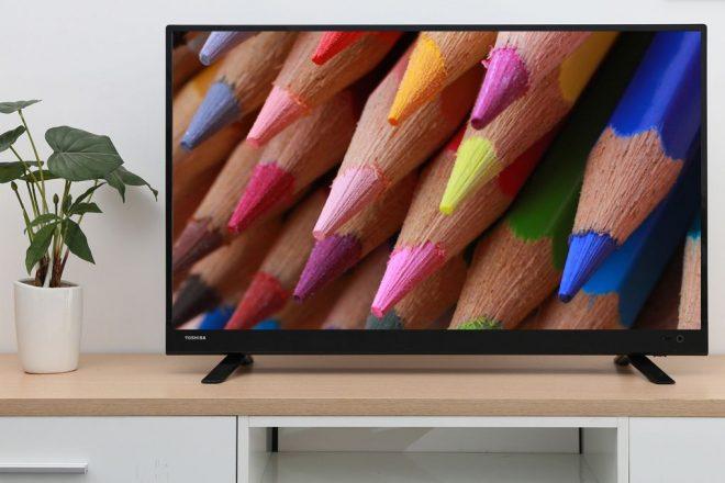 Kích thước màn hình tivi lớn