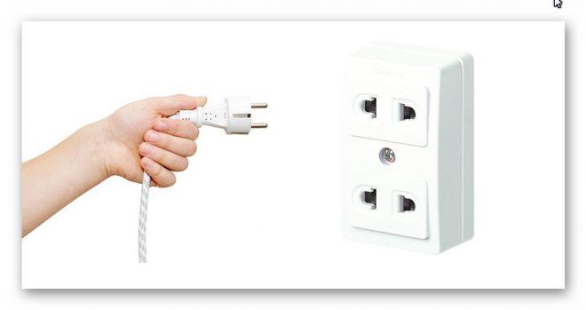 Kiểm tra ổ cắm điện