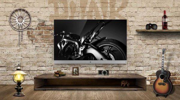 Smart TV Xiaomi 55 Inch 4K HDR Thiết Kế ấn Tượng