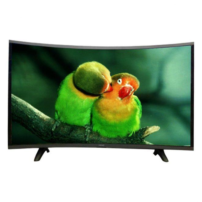 Smart Tivi màn hình cong Asanzo 32 inch AS32CS6000 đẹp hình chuẩn