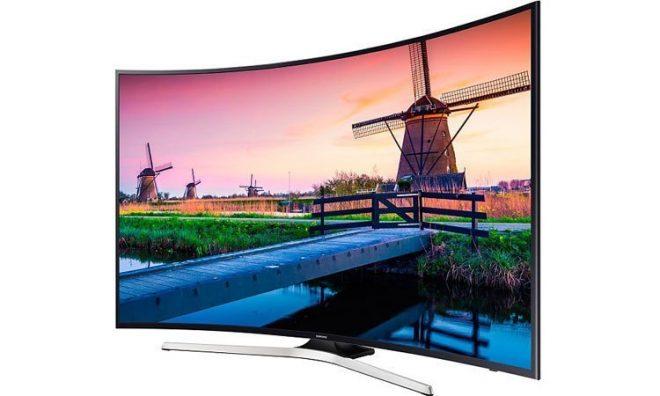 Tivi Màn Hình Cong Samsung