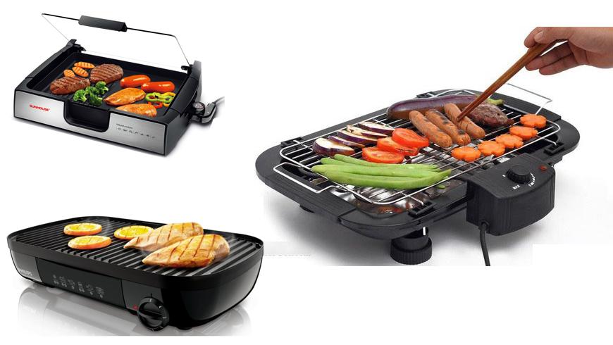 Sản phẩm bếp nướng điện chất lượng cao