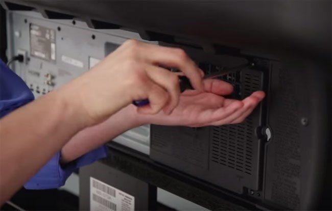 Cách khắc phục màn hình tivi bị nháy liên tục