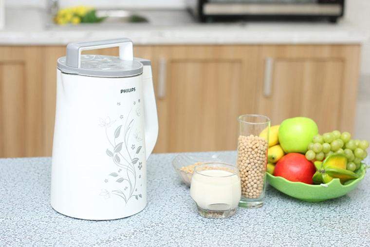 Cách sử dụng và nguyên lý hoạt động của máy làm sữa đậu nành