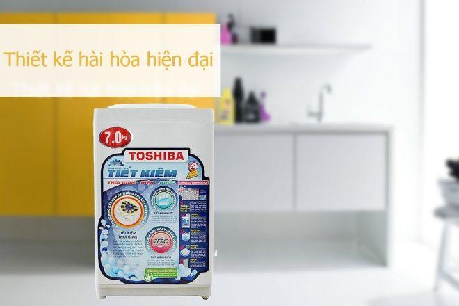 Máy Giặt Cửa Trên Toshiba AW-A800SV.