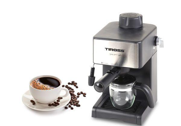 Máy Pha Cà Phê Espresso Tiross TS-621.