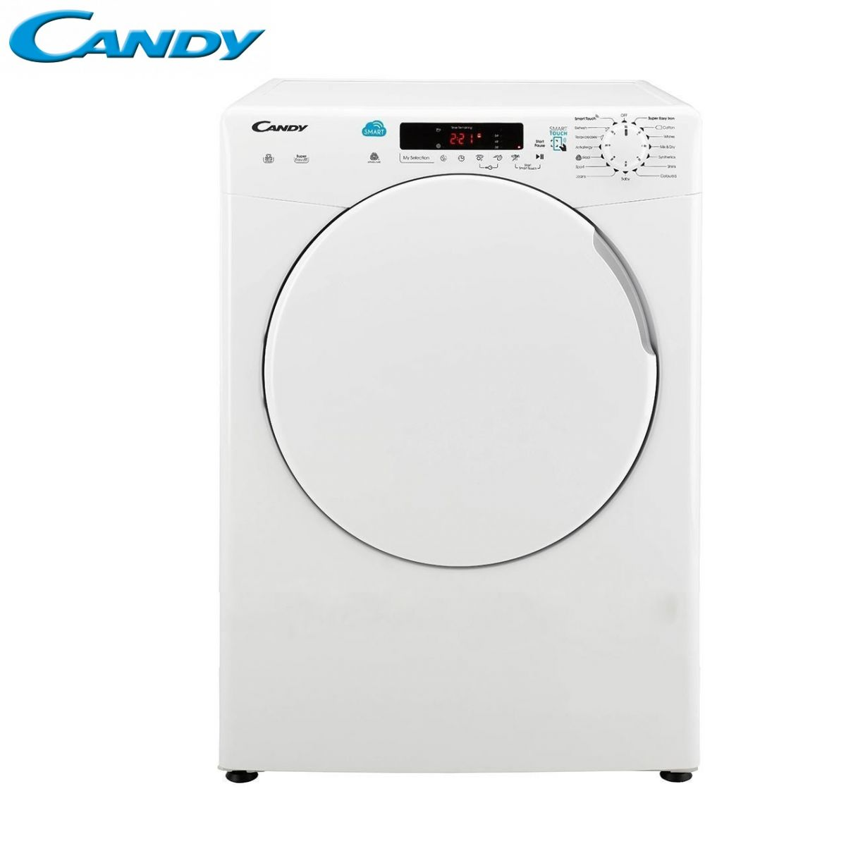 Máy sấy quần áo Candy CS V9DF-S