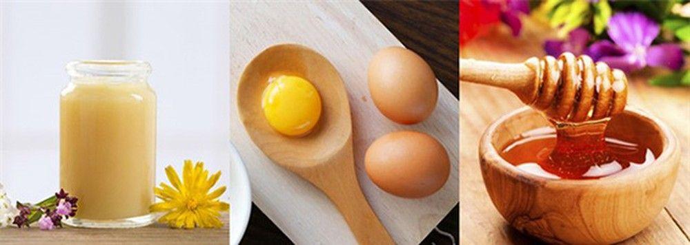 Mật ong, sữa ong chúa, lòng trắng trứng không nên cho trẻ dưới 1 tuổi dùng